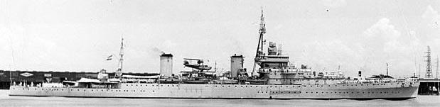 La Argentina in 1939