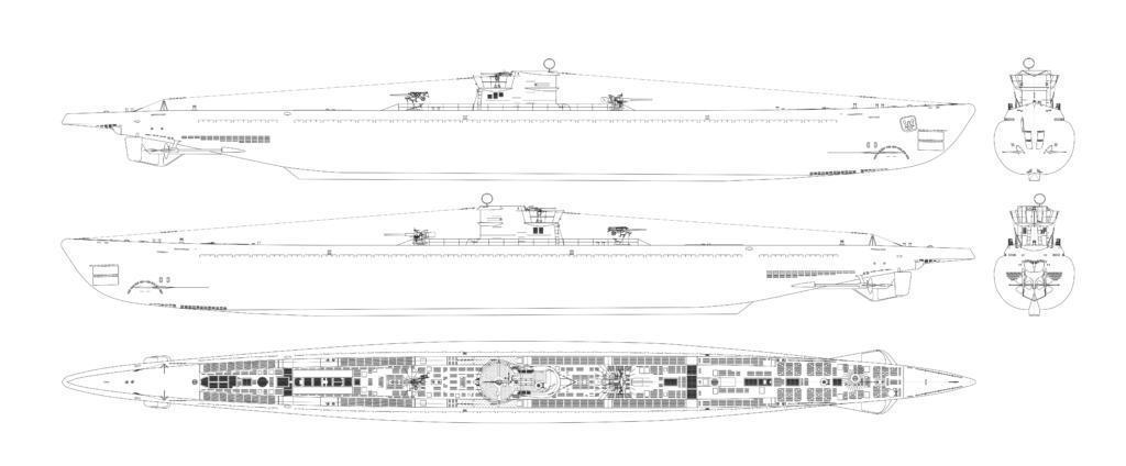 HD plan of the Type IX