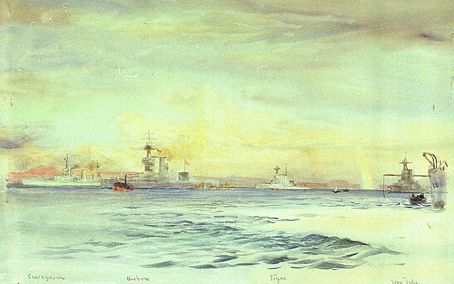 Tiger-and-Ships_of_the_Grand_Fleet_Scapa_Flow
