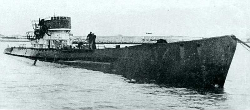 U-530 at the Mar del Plata