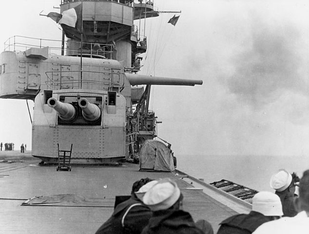 Lexington gunnery trials 1928