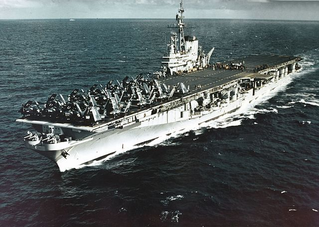 USS Midway 1952