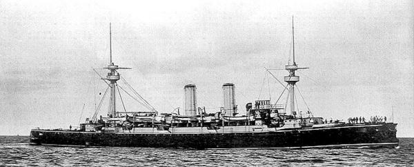 Esmeralda 1896
