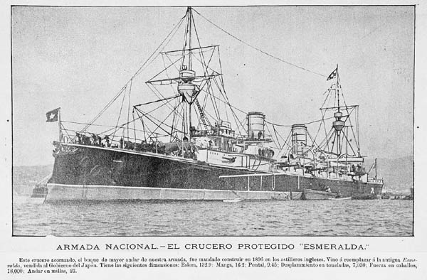 brasseys depiction esmeralda