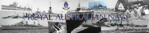 RAN (Royal Australian Navy) in WW2