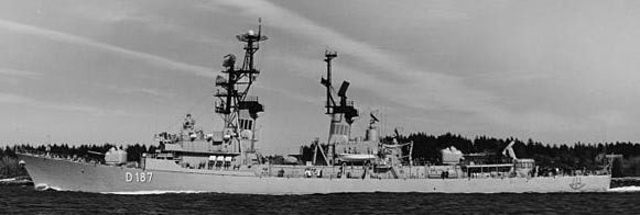 Rommel off Maine, 31 March 1970