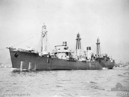 HMAS Bungaree