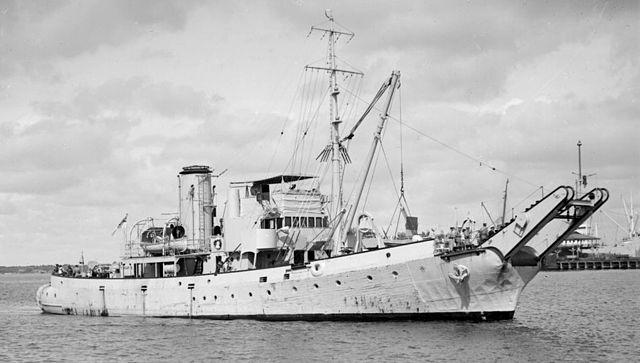 HMAS Kangaroo