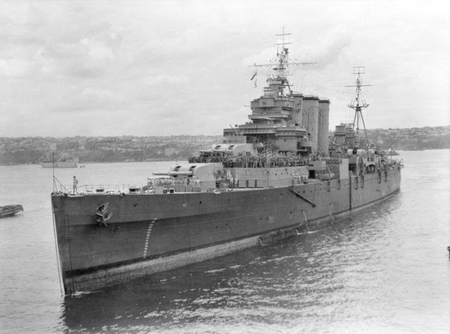 HMAS Shropshire