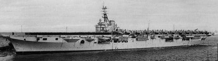 HMAS Sydney 1949