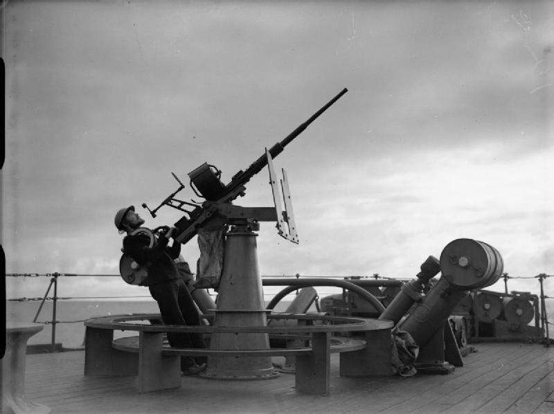 20 mm Oerlikon gun