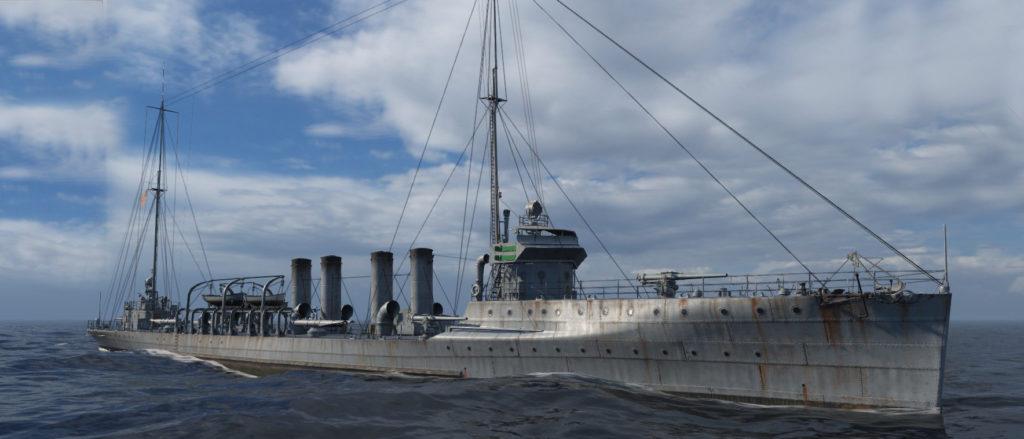 wow USS Sampson