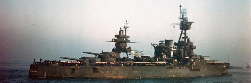 USS New York - NARA