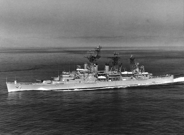 USS Springfield CGL-7