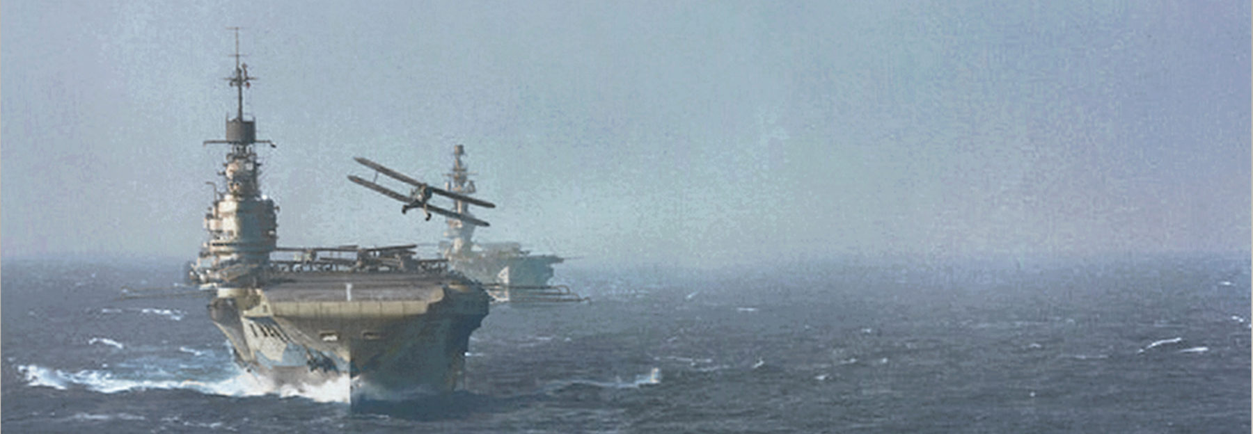 WW2 British Aircraft Carriers