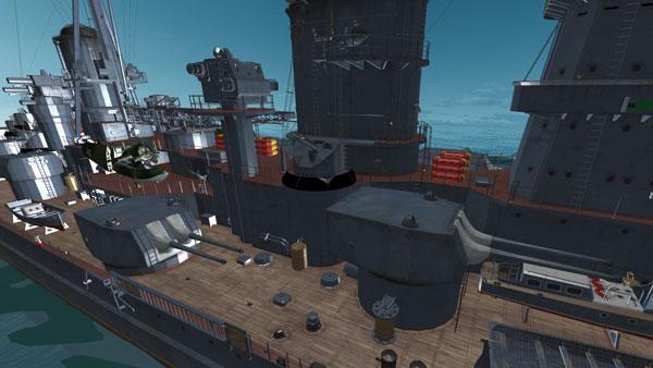Mk17 152 mm Kronstadt class BC