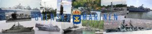 The Swedish Navy in the Cold War (Svenska Marinen )