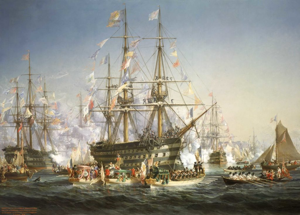 Bretagne 1855