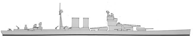 G3 class battlecruisers