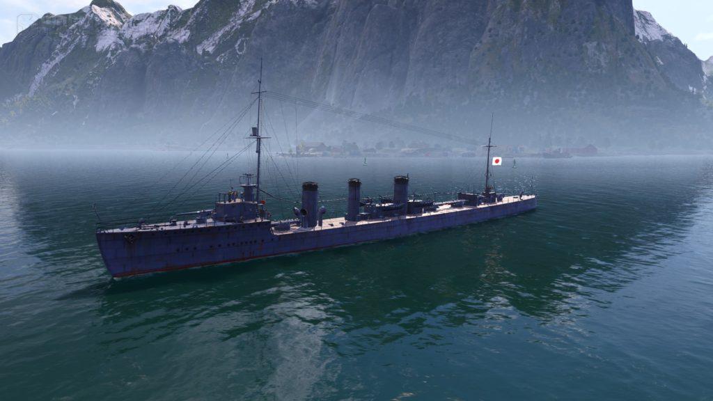 Isokaze class destroyers