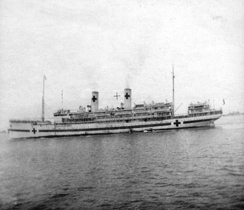 asie hospital ship
