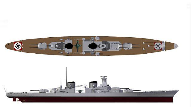 O class battlecruisers