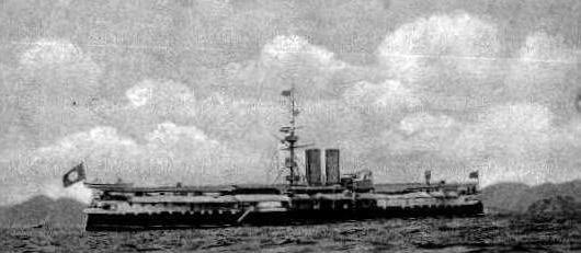 Riachuelo in 1900