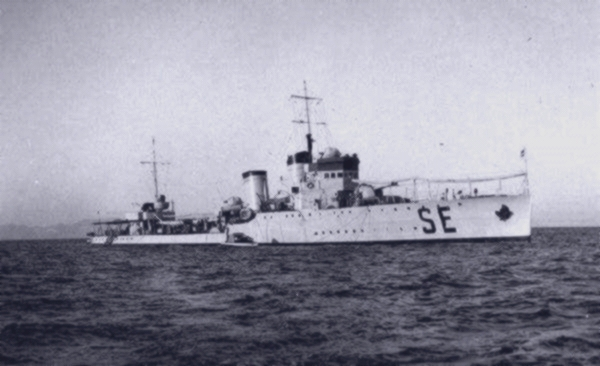 destroyer Sella
