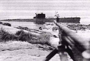 U-137 grounded