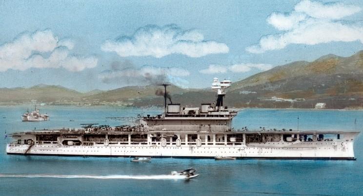 hms eagle maritimequest