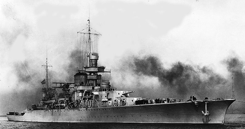 Almirante Brown in 1949