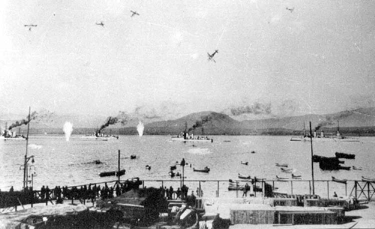 Bombardment of Coquimbo 1931