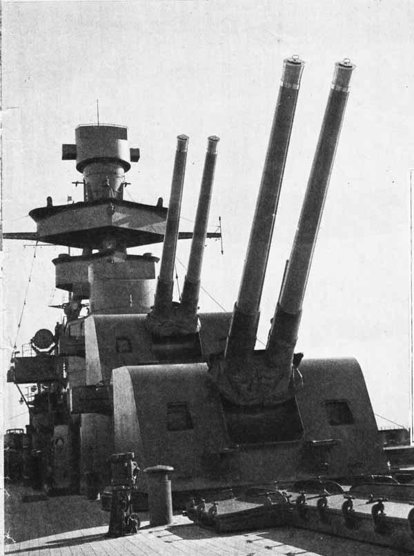 ARA 25 de Mayo guns