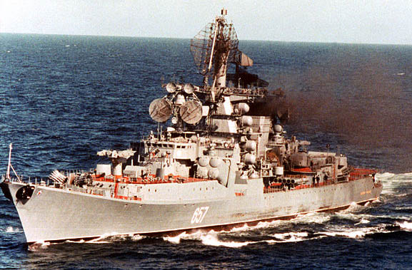 Admiral Yumashev