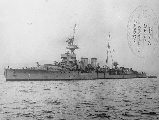 HMS Coventry ww2
