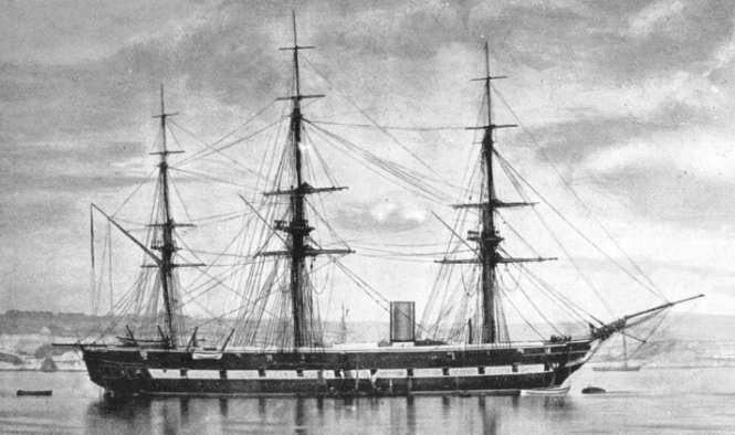 HMS Doris