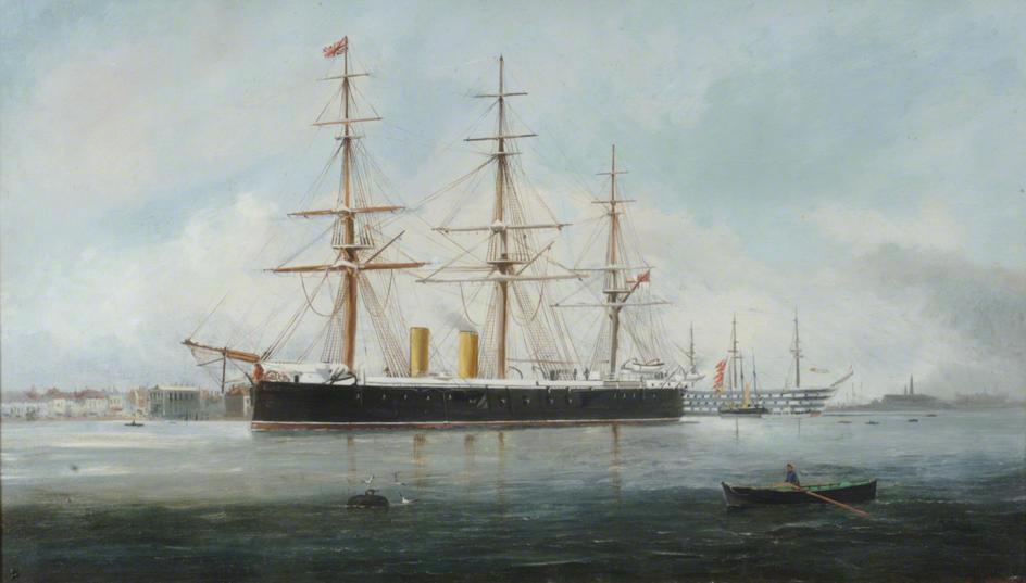 Royal Navy 1870