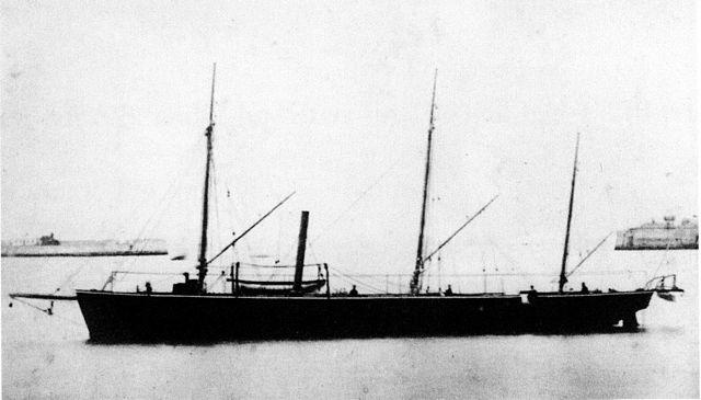 hms raven 1856