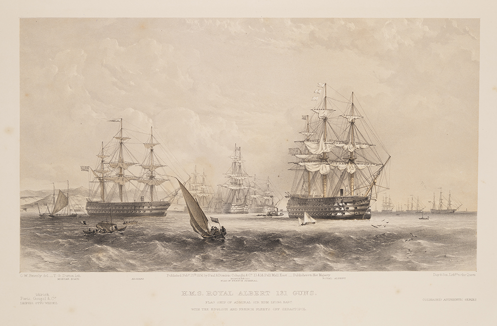 HMS_Royal_Albert_131_Guns