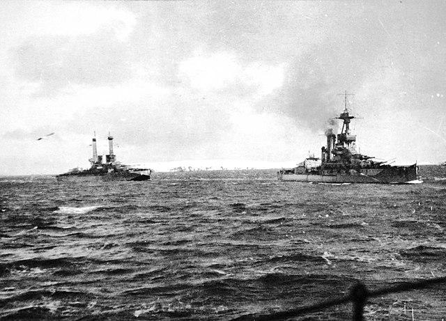 USS New York Grand Fleet