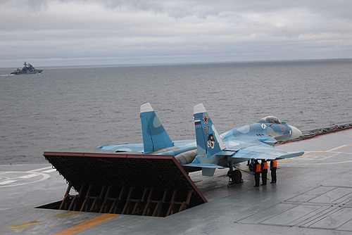 SU-33 Kuznetsov