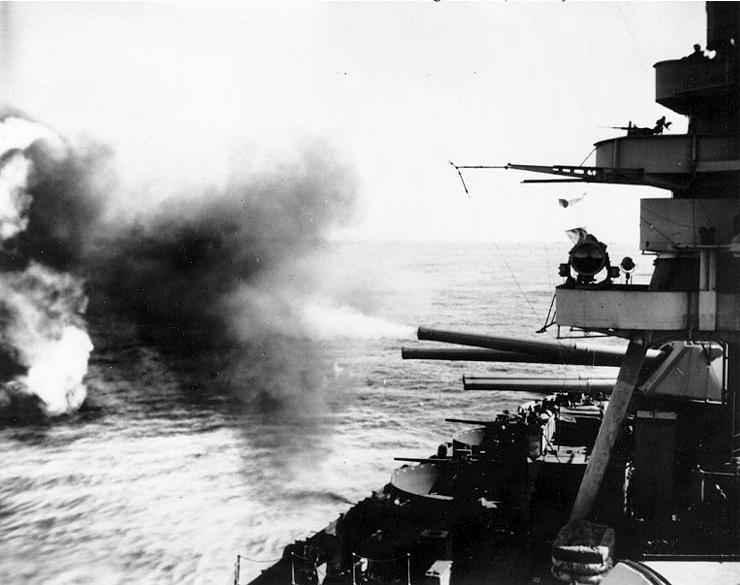BB34 Iwo Jima