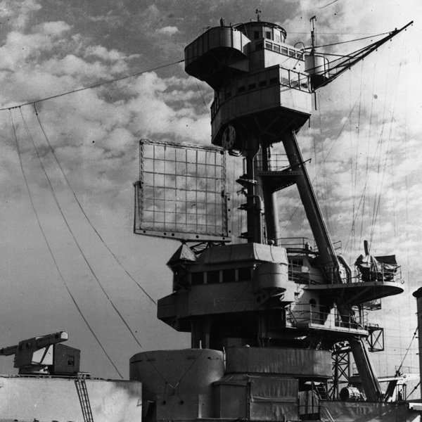 XAF Radar Antenna