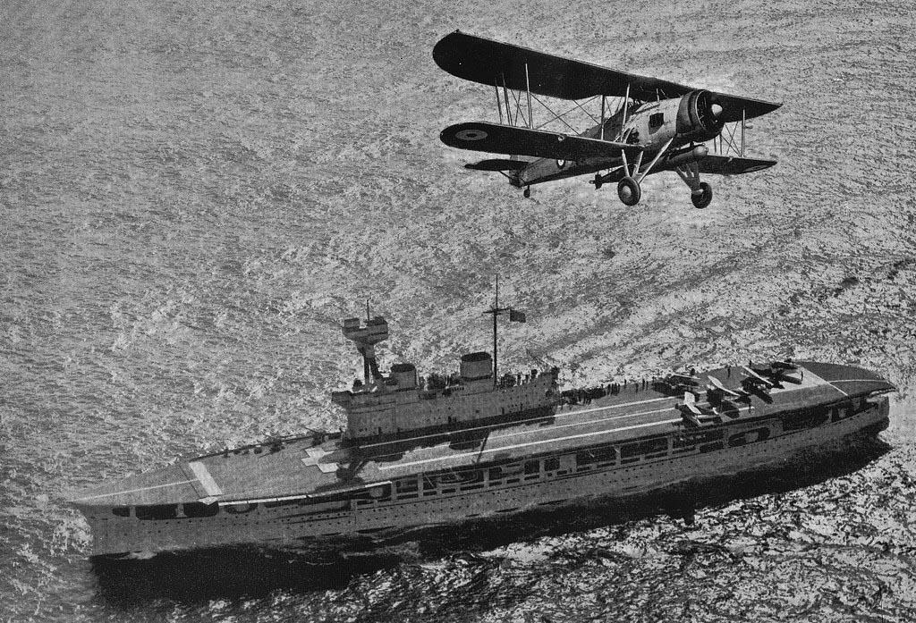HMS Swordfish -Hms Eagle