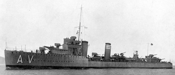 Almirante Valdes