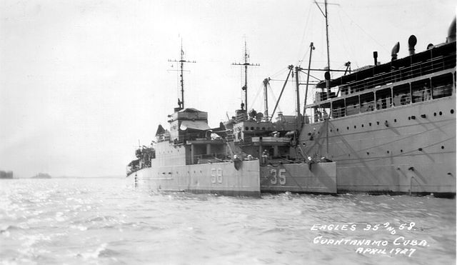 Eagle boats 35 & 58
