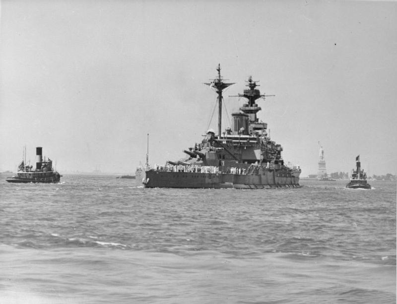 HMS_Malaya_Leaving_New_York_Harbour_After_Repairs_9_July_1941
