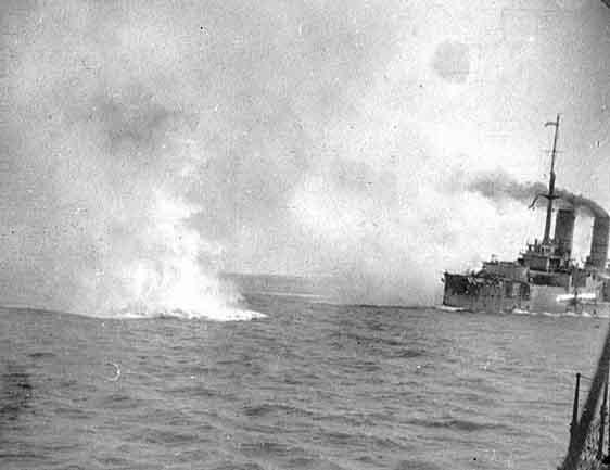 Battle of Moon sund 1917