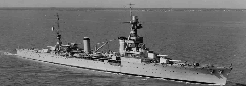 Suffren class heavy cruisers (1927)