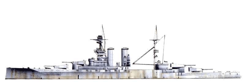 hms-queen-elisabeth-1912-battleship